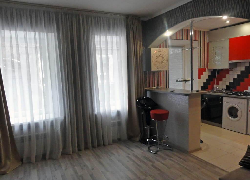 Как из квартиры студии сделать однокомнатную квартиру 797